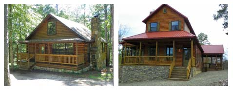 Broken Bow Cabin Lodging