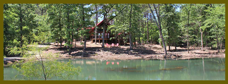 Beavers Bend Log Cabins